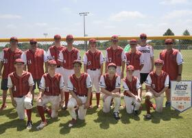 Coppell Cowboys 14U Black - NCS The Heat Is On Champions
